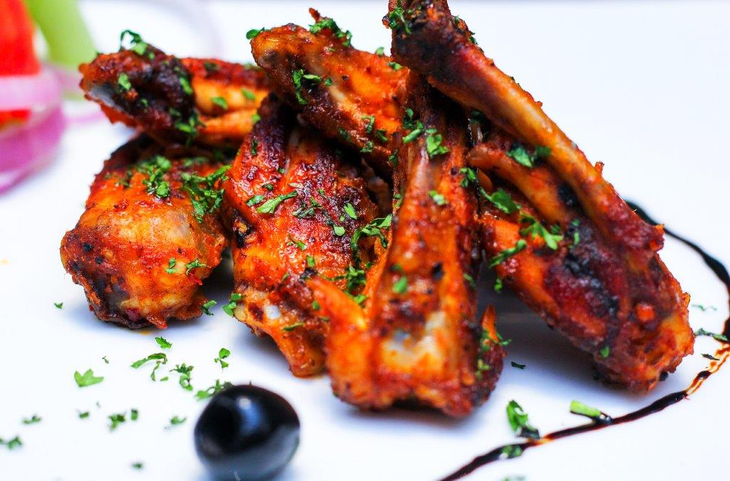 Chilly Lime Chicken Wings
