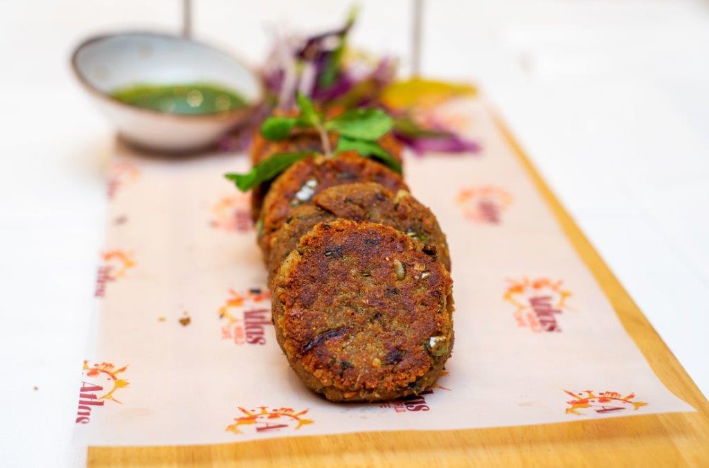 Vividus Galouti Kebab