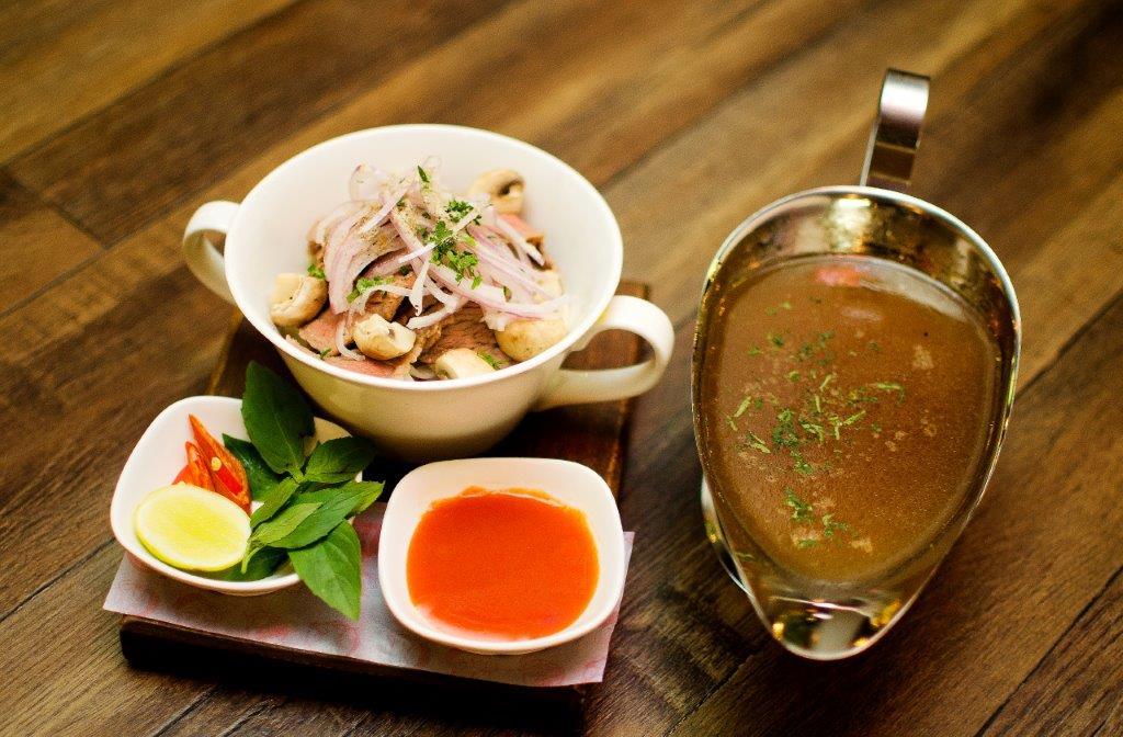 Saigon Pho Beef