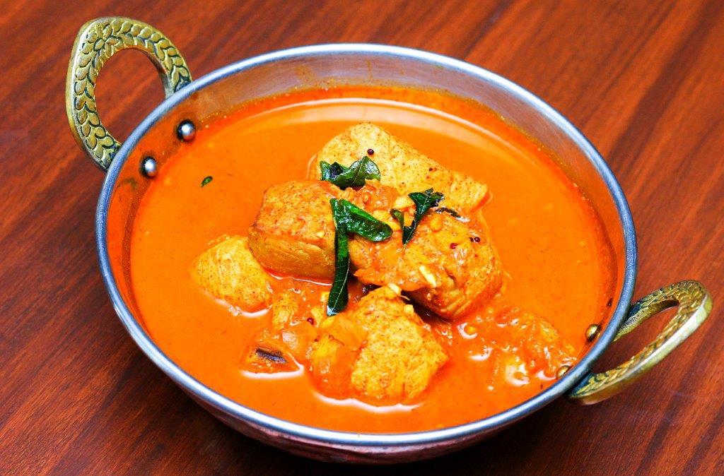 Sri Lankan Chicken Badun Curry