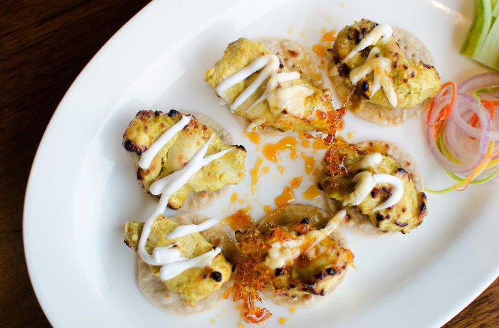 Murgh Reshmi Kebab