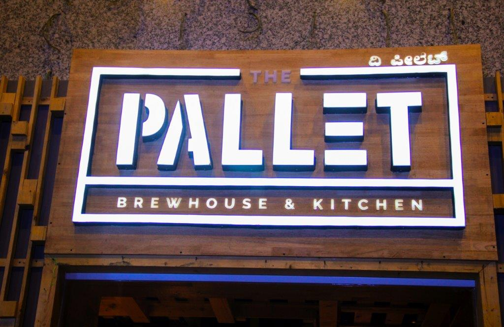 The Pallet, Whitefield, Bangalore