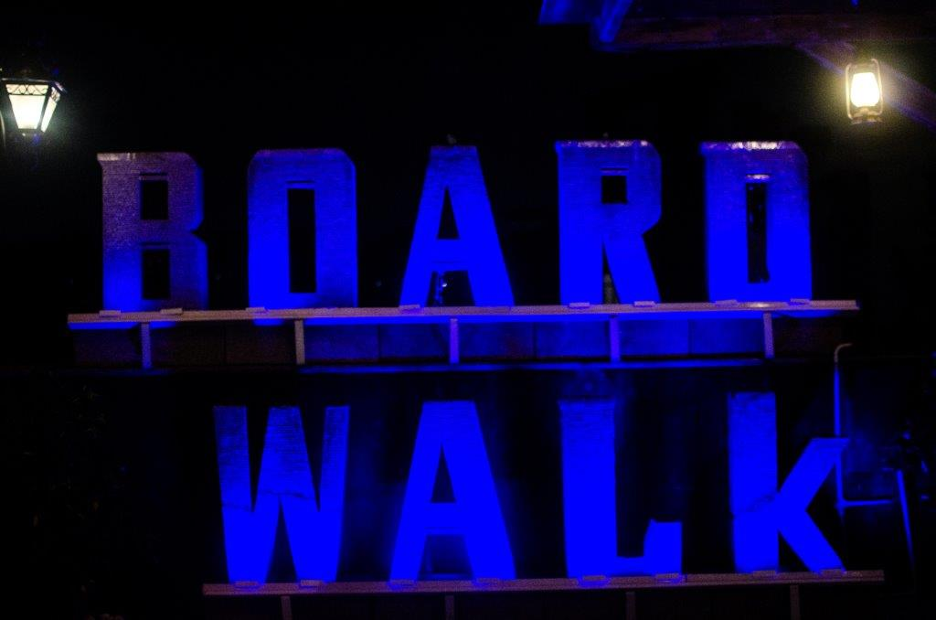 Board Walk, Ramada Egmore