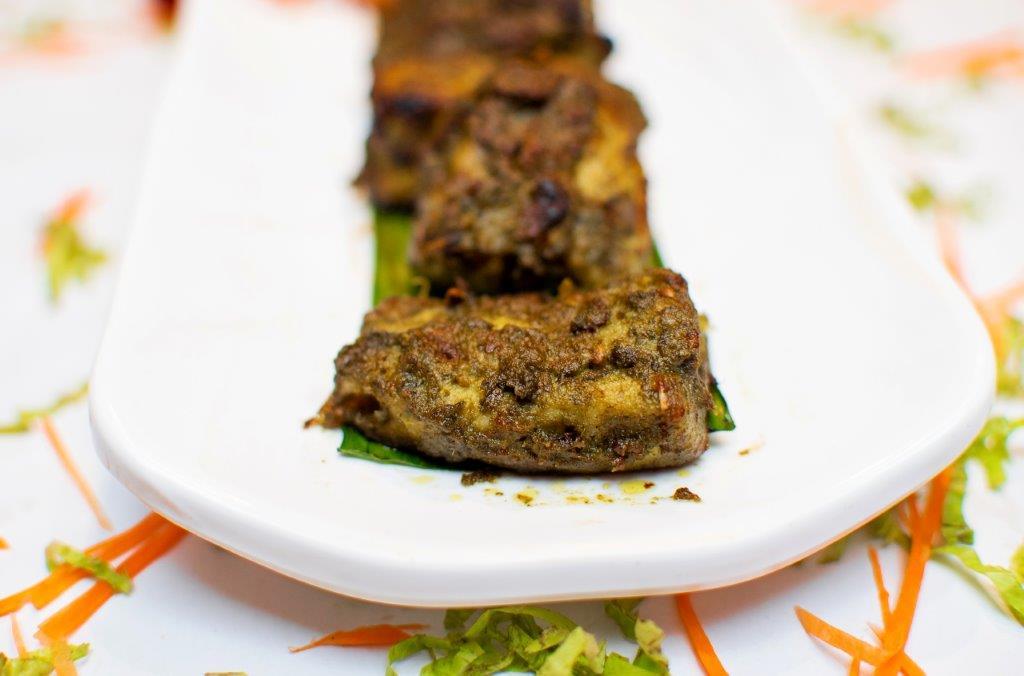 Hariyali Fish Tikka