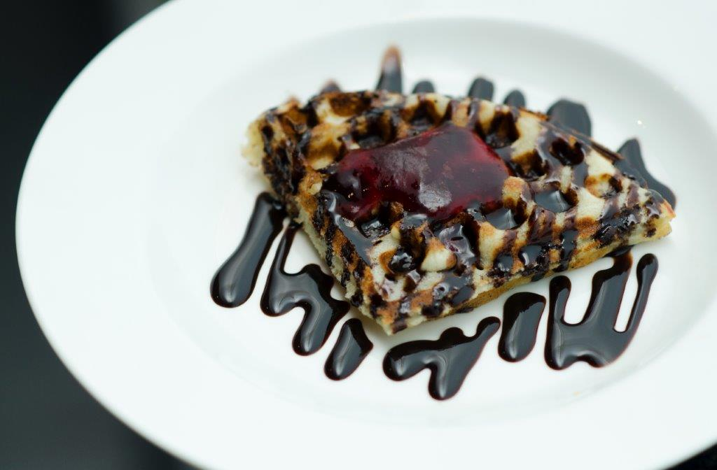 Hot Chocolate Waffle