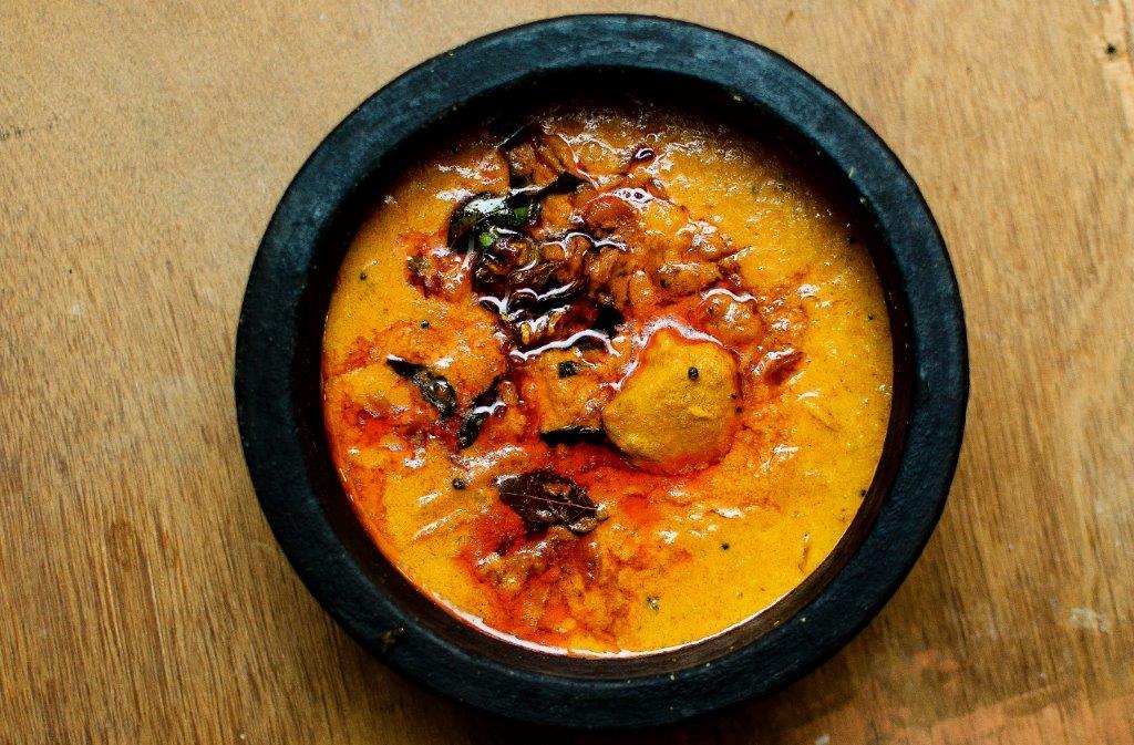 Malabar Shell Fish Curry