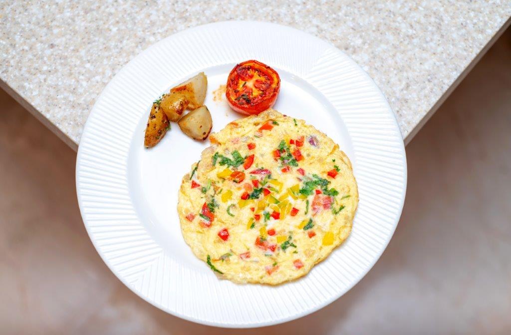 Masala Egg Omelet