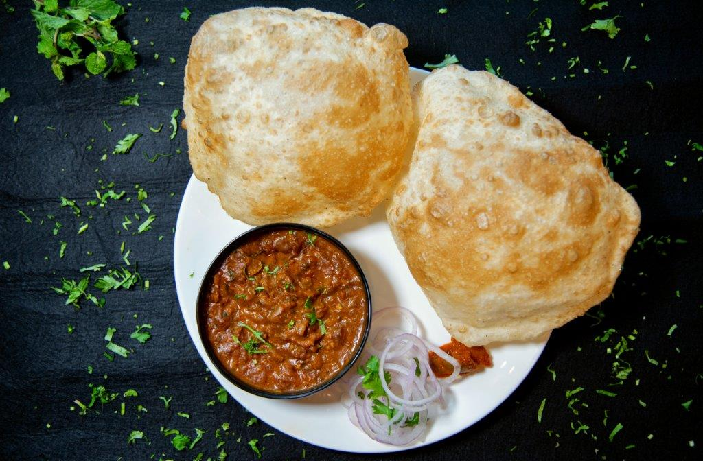 Dilli Chole Bhature