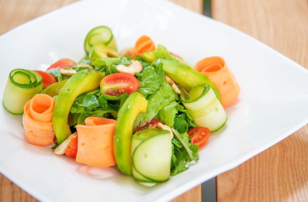 Bangalore Metropolitan Salad