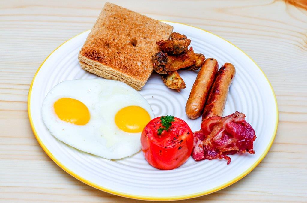 English Breakfast Platter