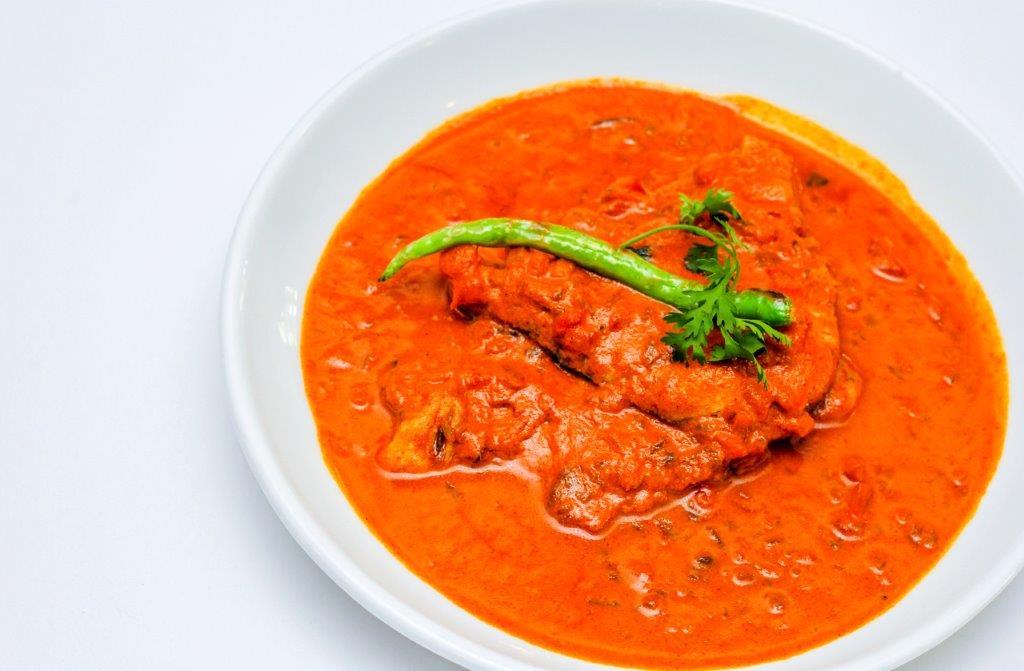 Goan style Fish Curry