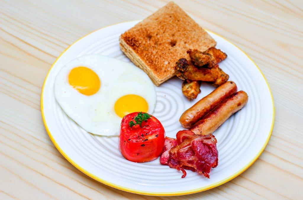English Breakfast Platter