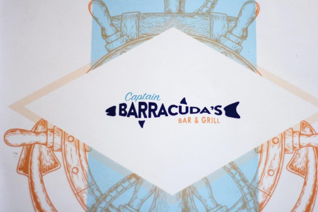 Captain Barracuda's Bar & Grills, BloomSuites, Calangute