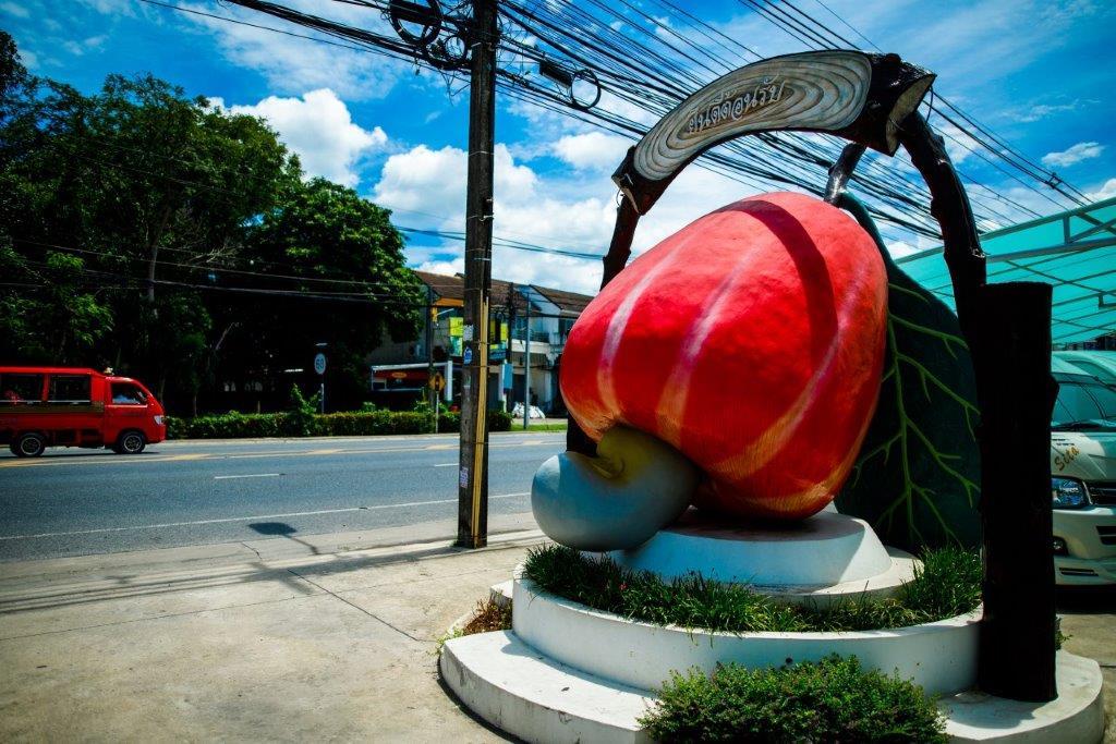 Cashew Nut Factory, Phuket