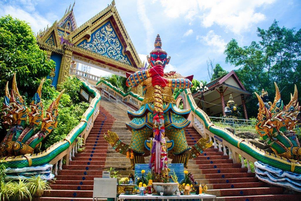 Wat Khao Rang, Phuket