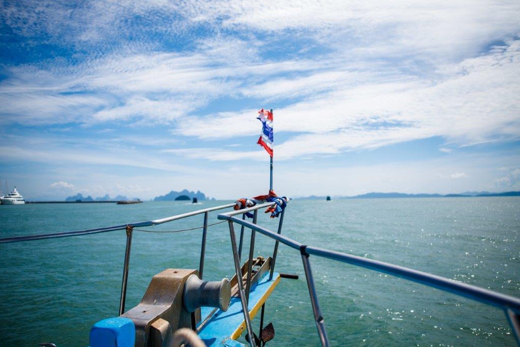 Ao Po Pier, Phuket